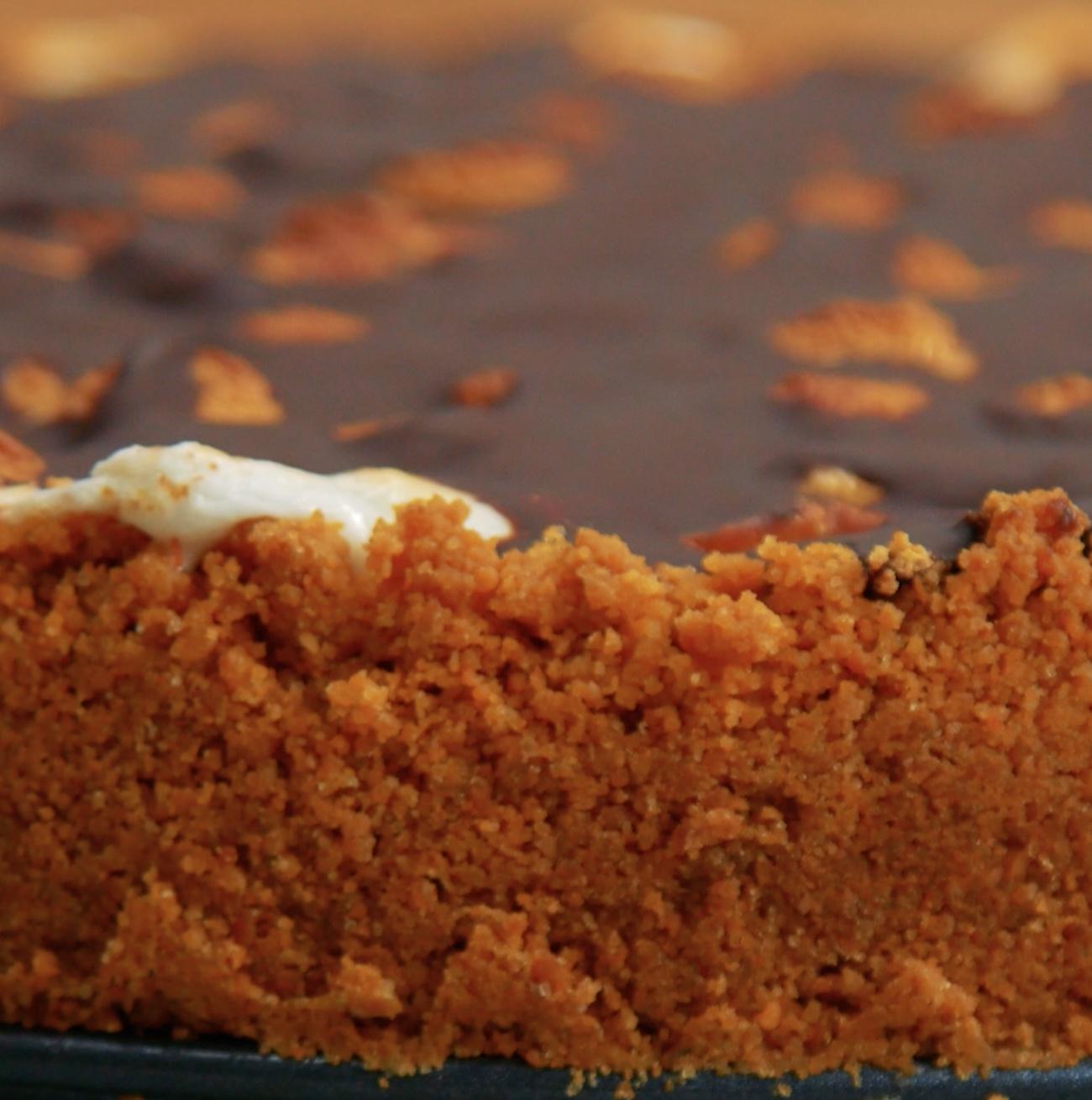 Smores Cheesecake 4