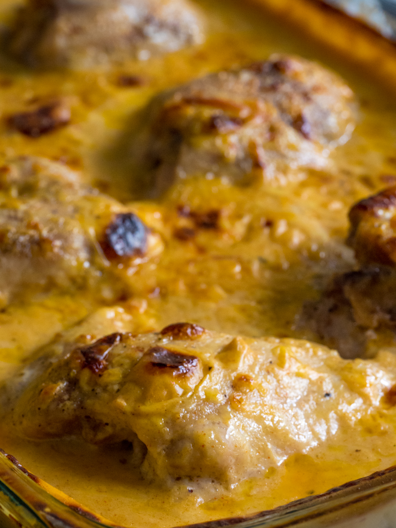 Southern Smothered Chicken Vertical 3