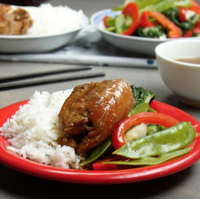 Soy Chicken 3