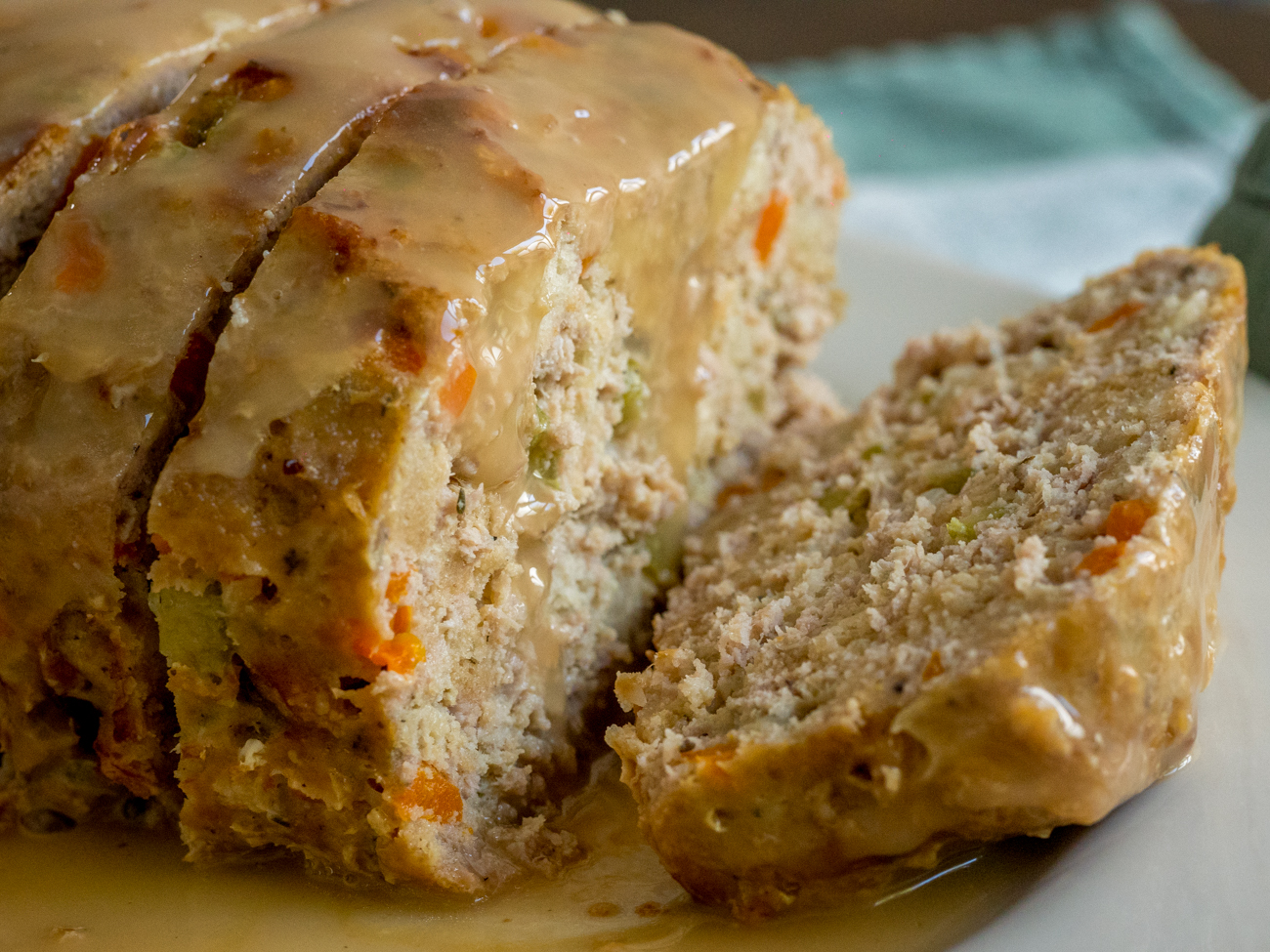 Turkey and Stuffing Meatloaf Horizontal 5