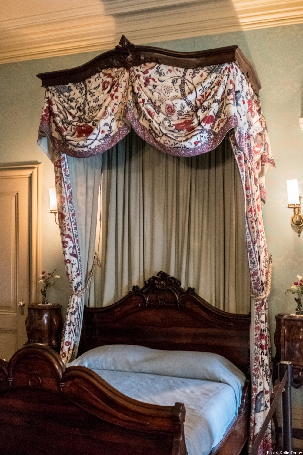 See Inside the Charming and Massive Biltmore Estate- bedroom
