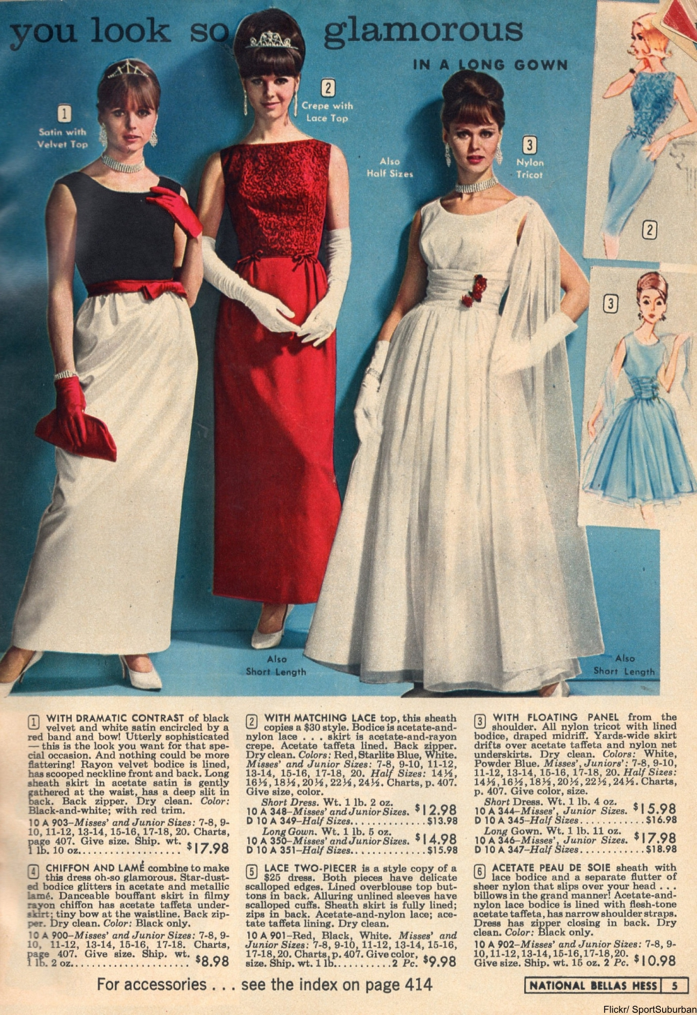 This 1964 Catalog from the Now-defunct Bellas Hess Company Is Like Stepping Into a Time Capsule