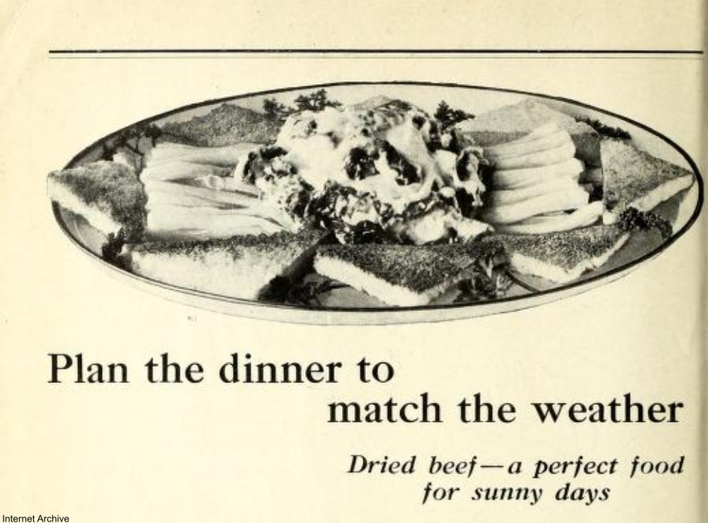 Dinners Over the Decades- a Look at How Much Supper Has Changed Throughout the Years