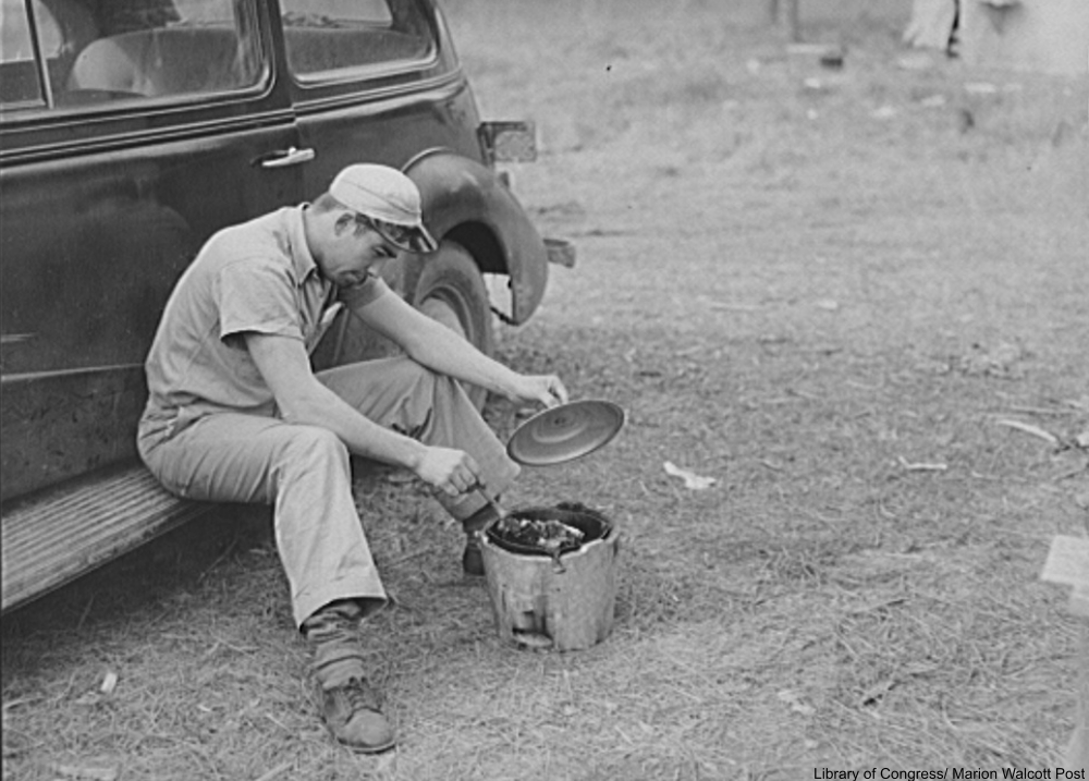 The Makeshift Kitchens of the Great Depression