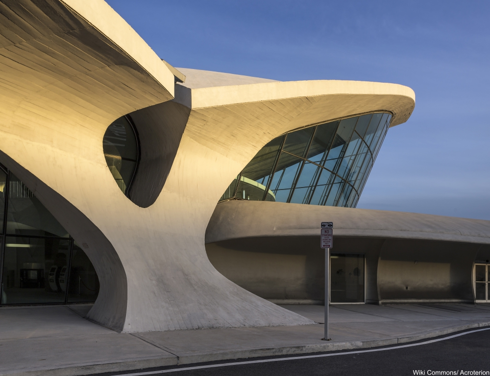 TWA Flight Center exterior
