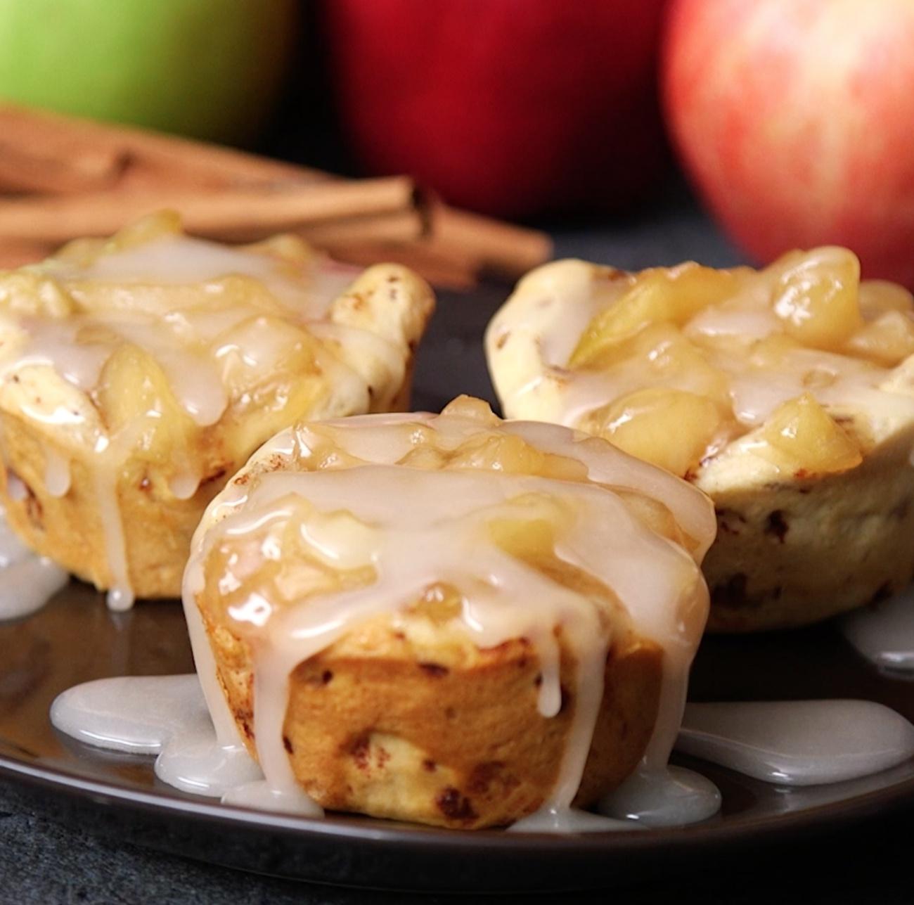 Apple Pie Cups 1