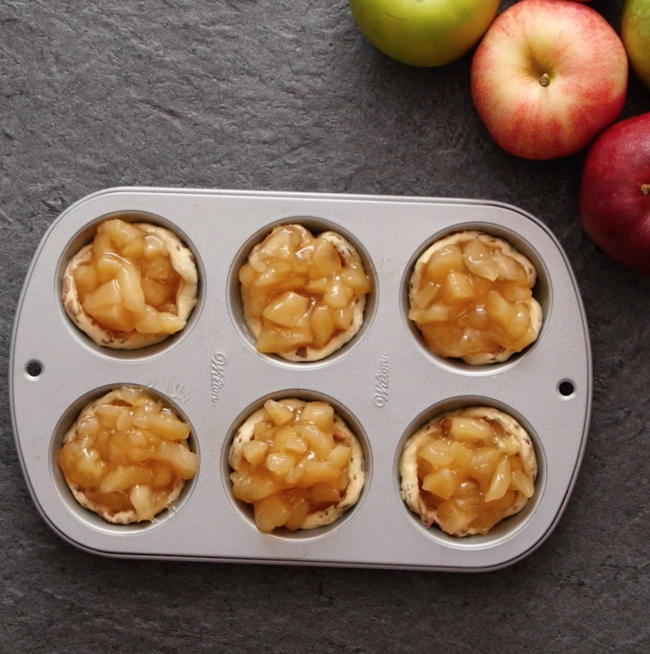 Apple Pie Cups 3