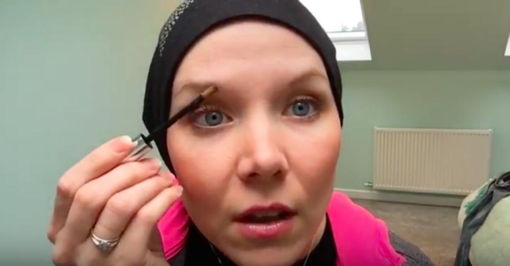 Photo: YouTube/cancerwithasmile