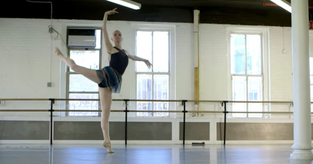 Photo: YouTube/Joffrey Ballet School