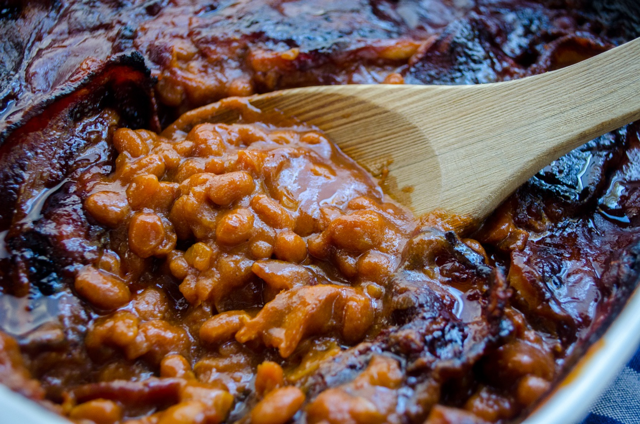 Best Ever Baked Beans 11