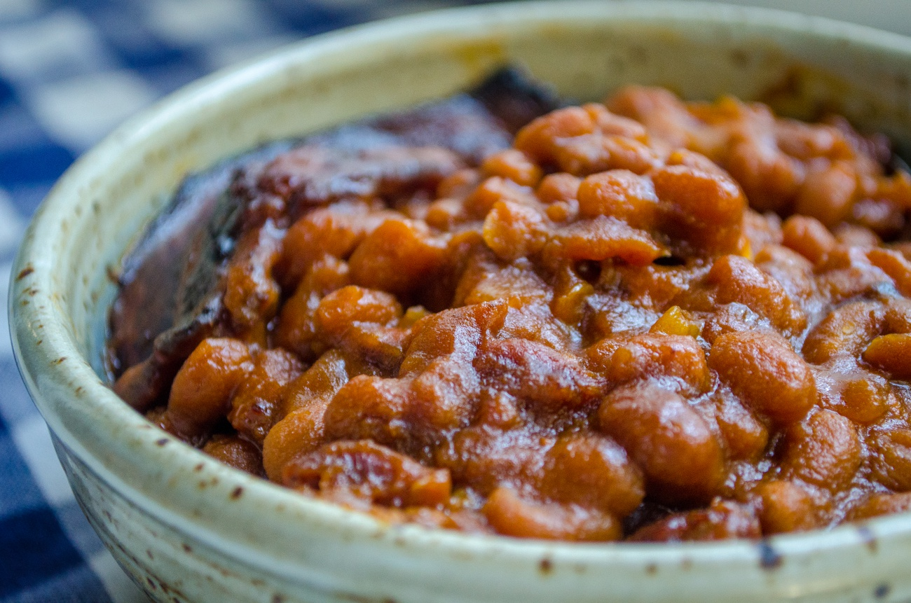 Best Ever Baked Beans 18