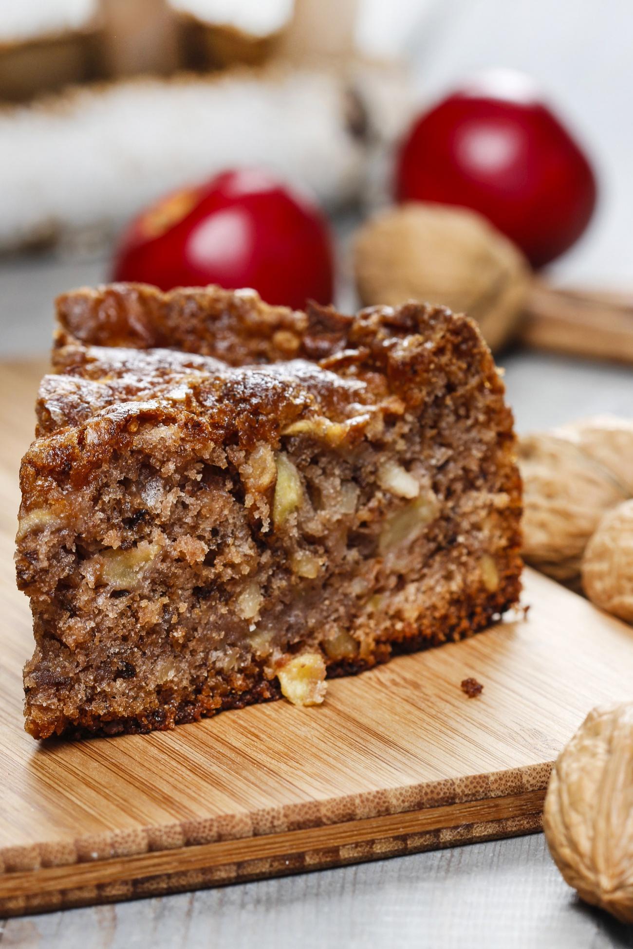 Cinnamon Apple Cake 3