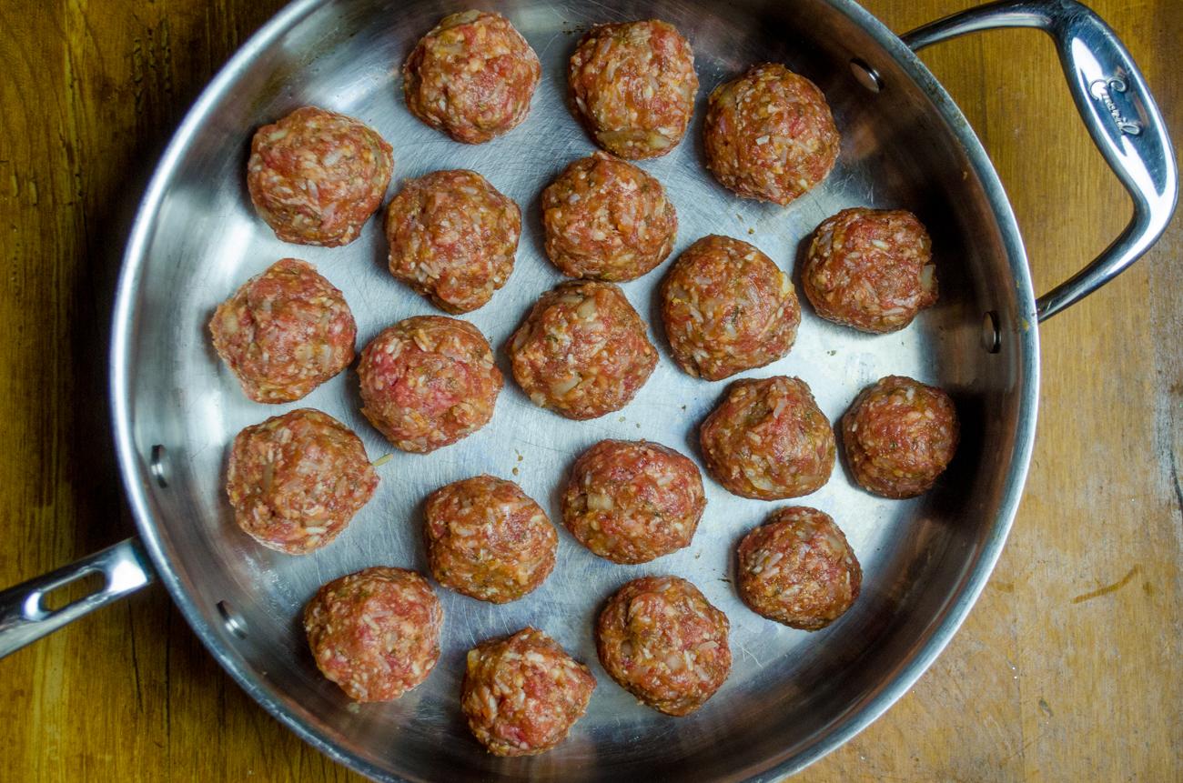 Porcupine Meatballs 3
