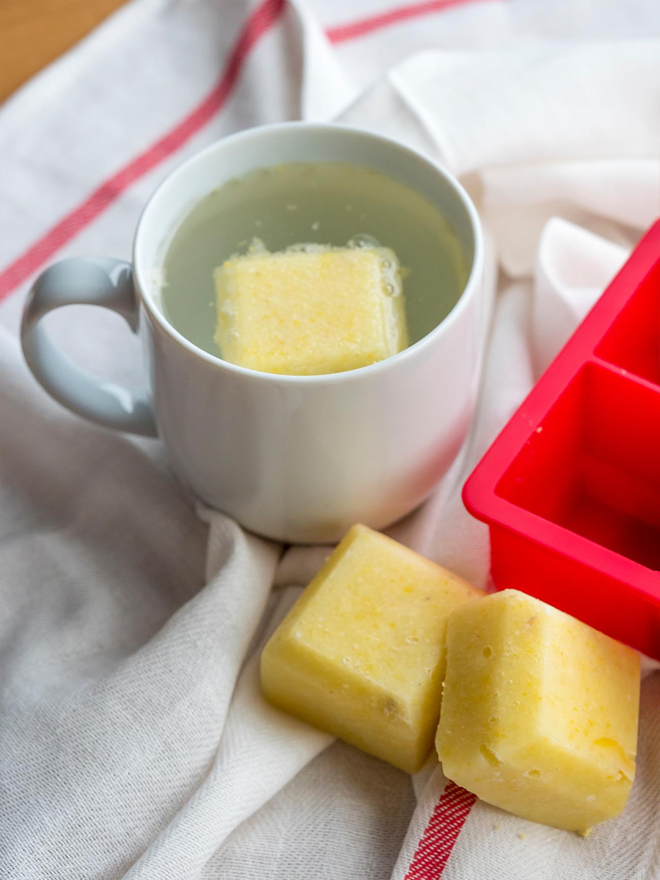 Lemon Detox Ice Cubes Vertical 2