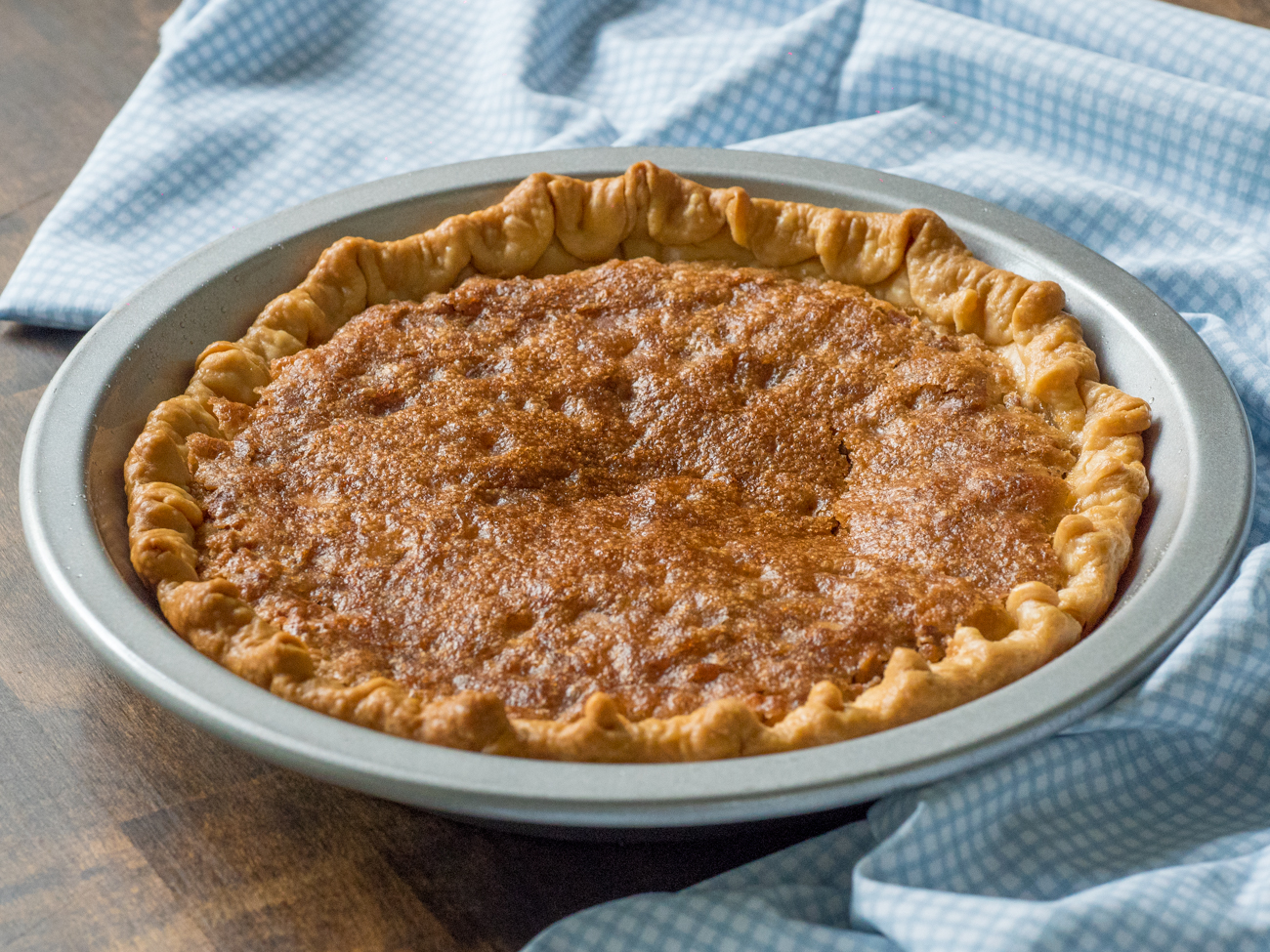 Pinto Bean Pie Horizontal 1