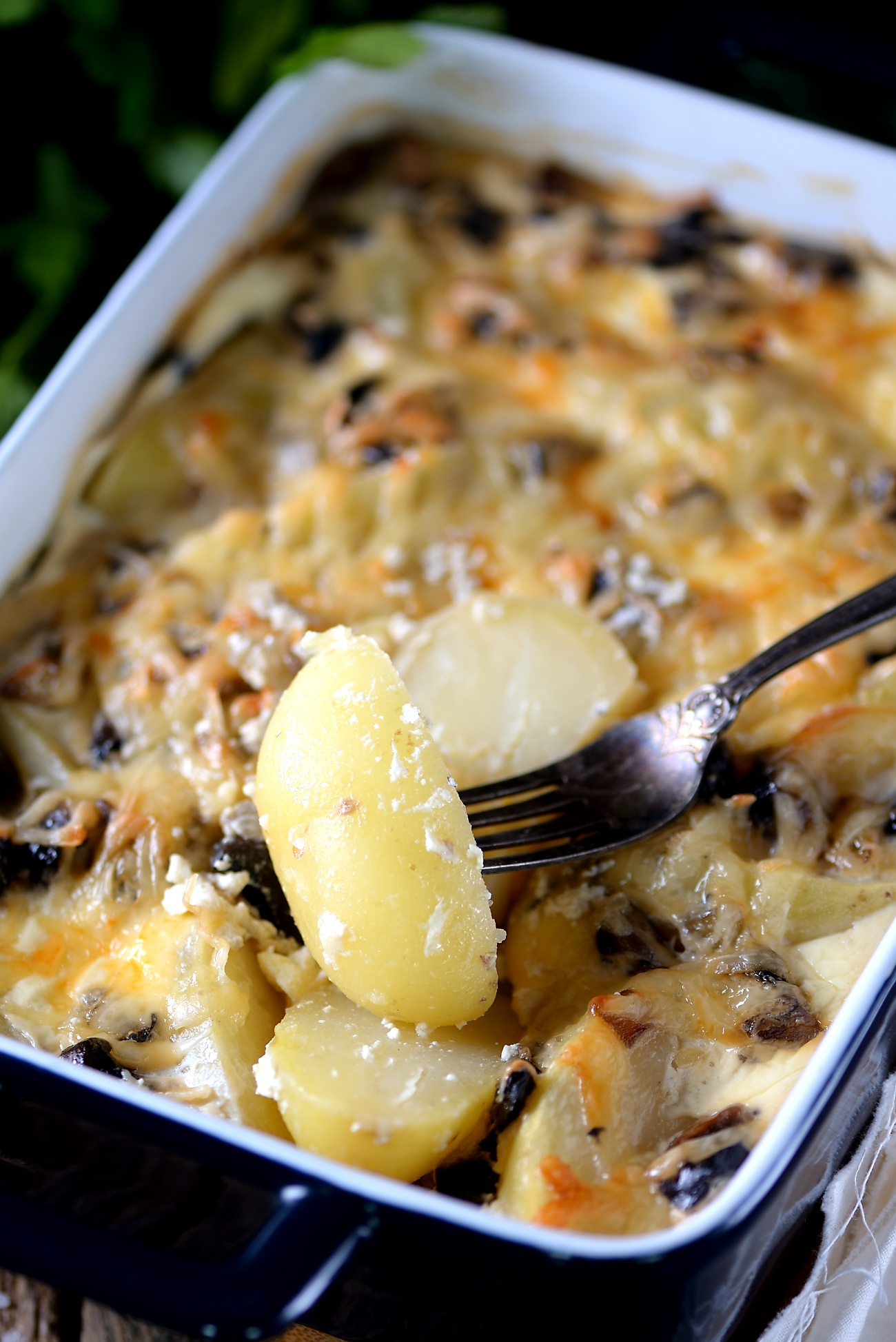 Sour Cream Potato Bake 1