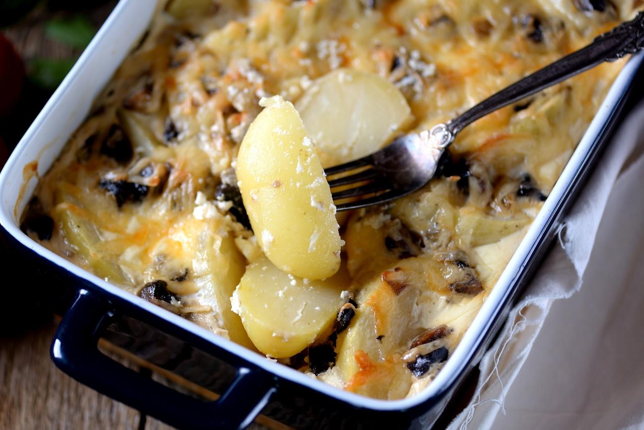 Sour Cream Potato Bake 2