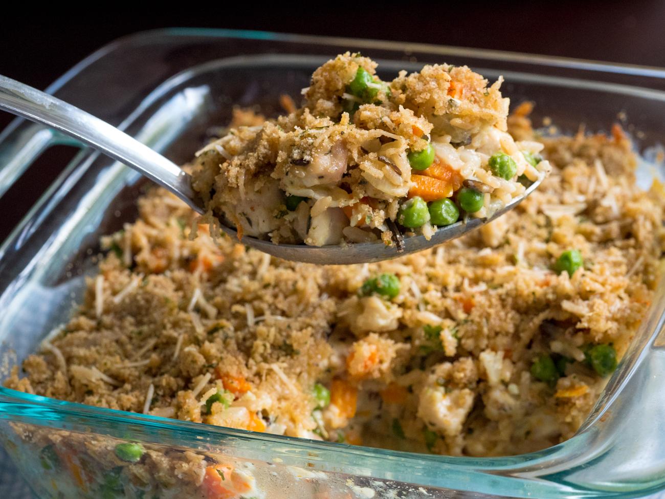 Wild Rice Pot Pie Horizontal 3