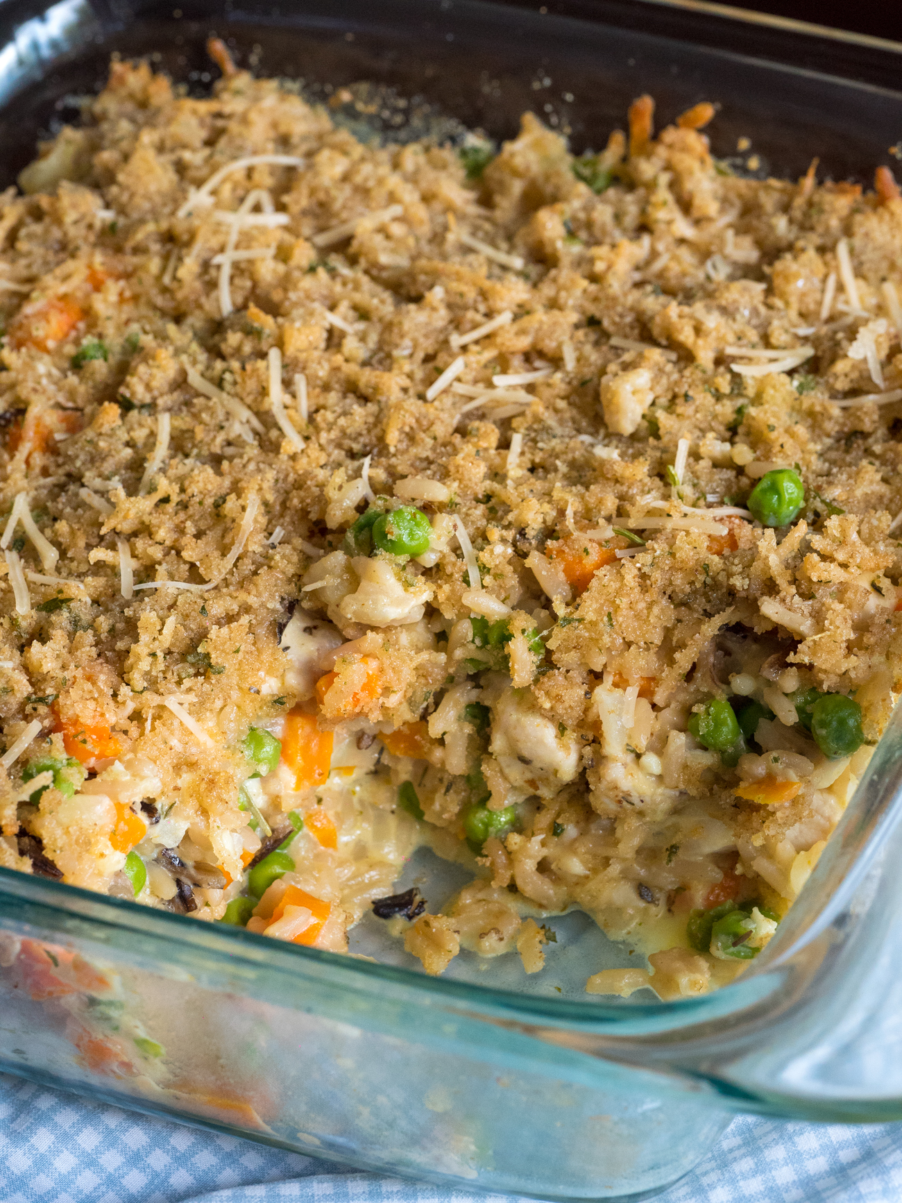 Wild Rice Pot Pie Vertical 4