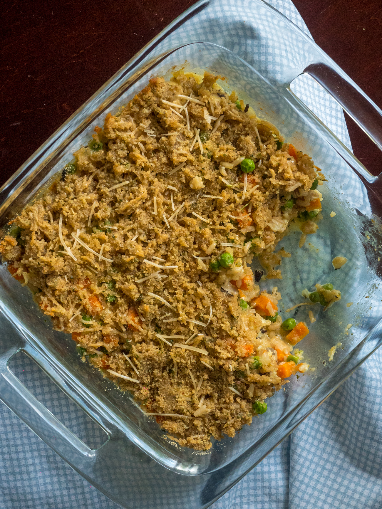 Wild Rice Pot Pie Vertical 5