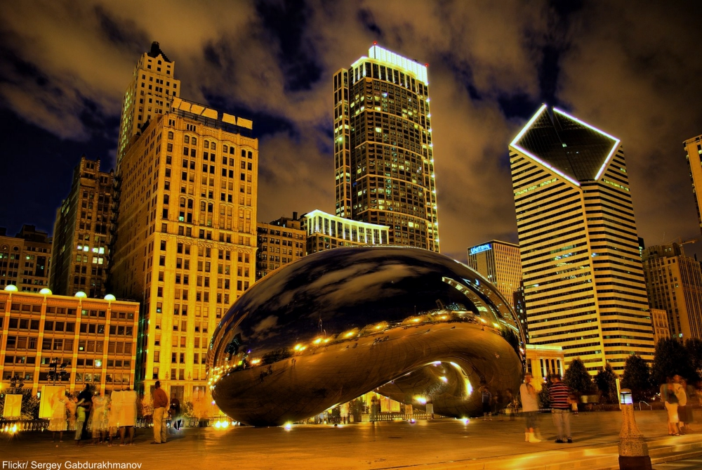 The Windy City of Chicago