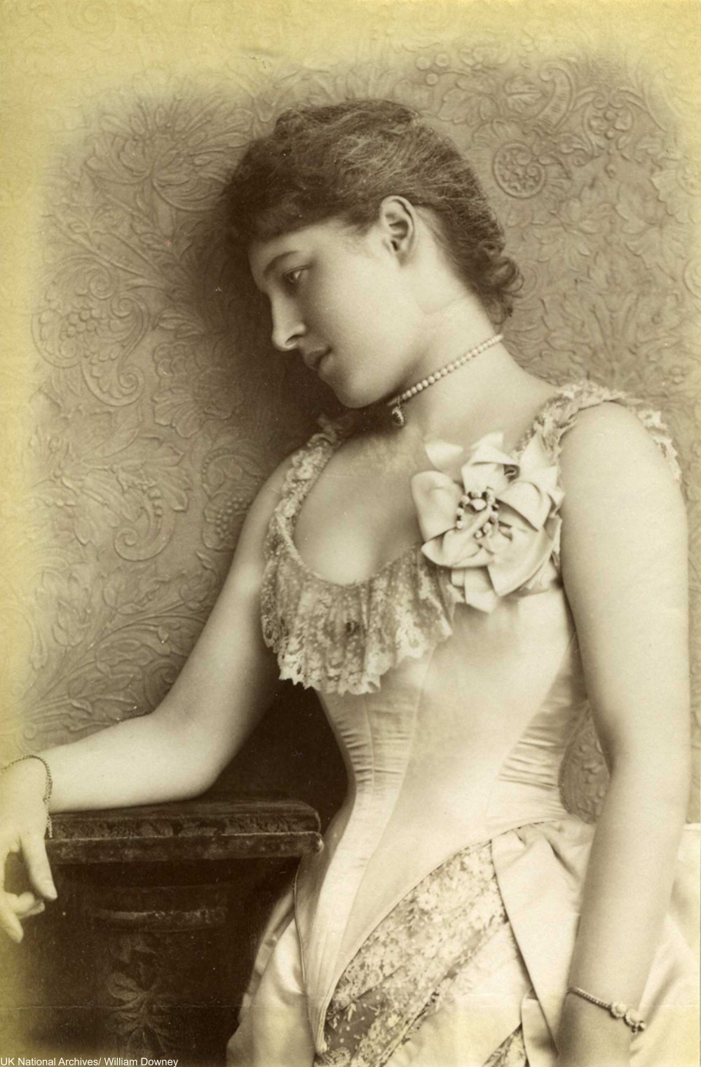 Lillie Langtry in 1885