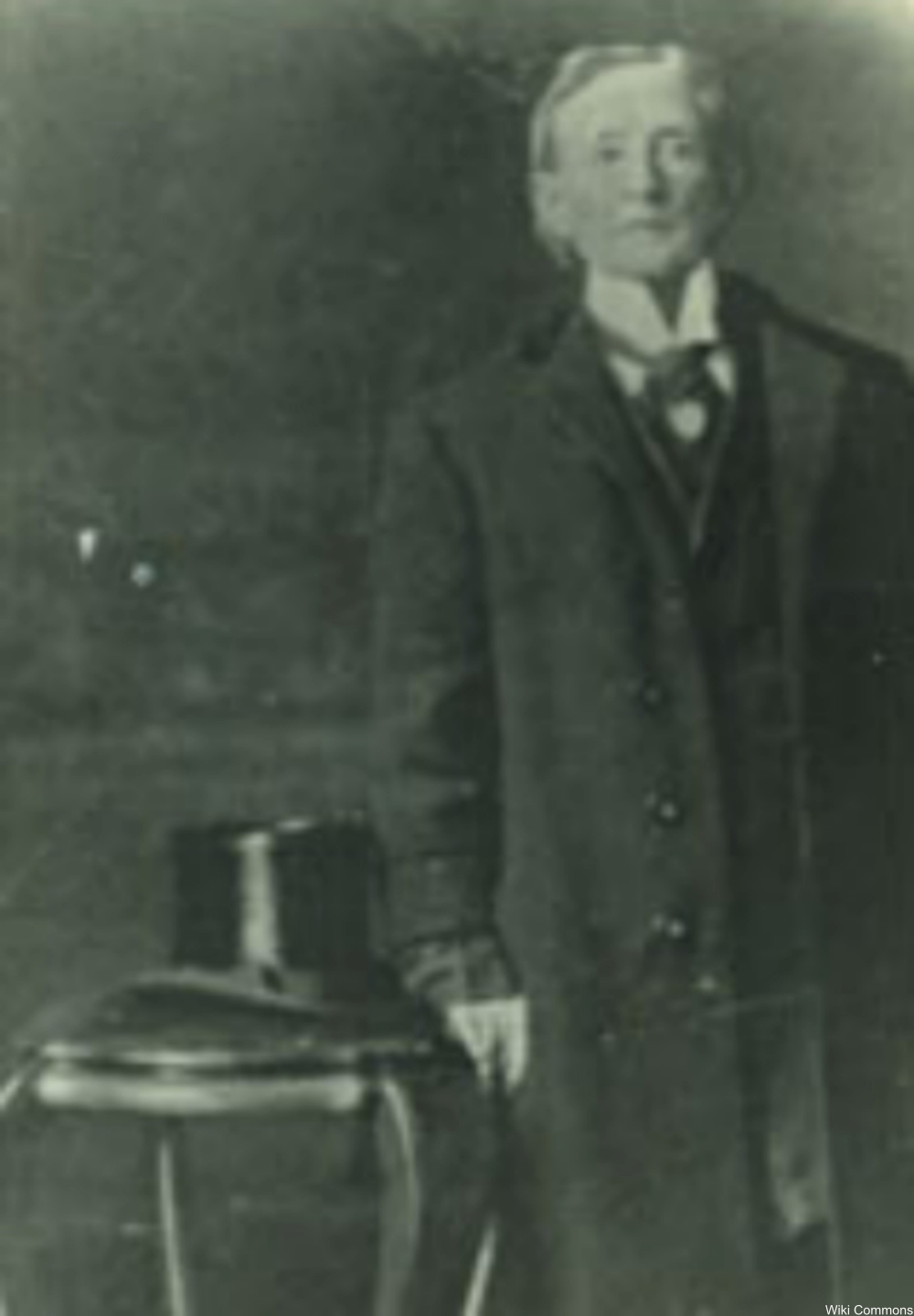 Dr. Mary Walker often wore a silk top hat