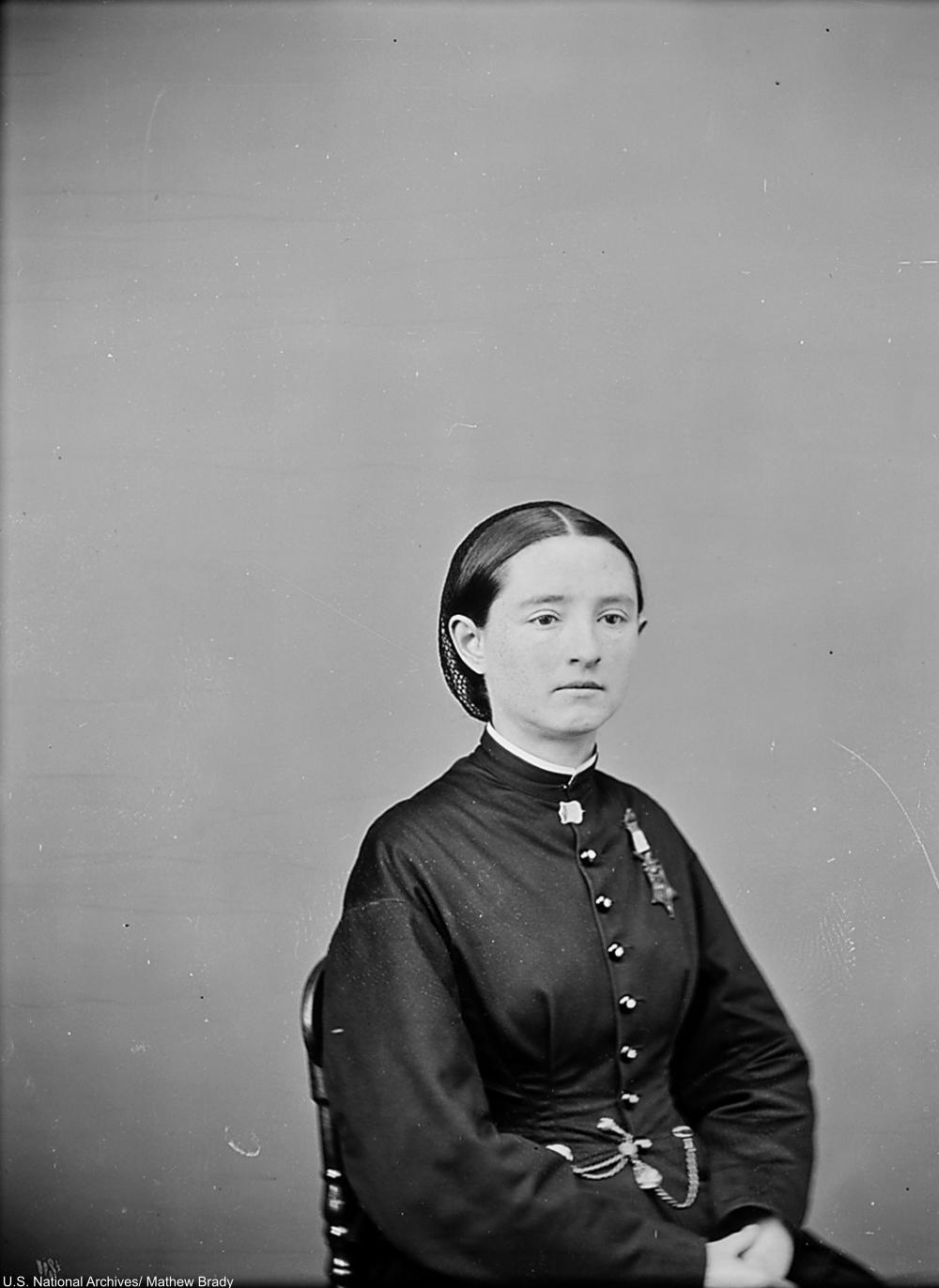 Mary Edwards Walker in 1865