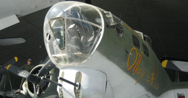 Source: Max Pixel A B-17 turret.