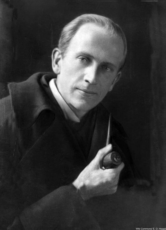 A.A. Milne in 1922