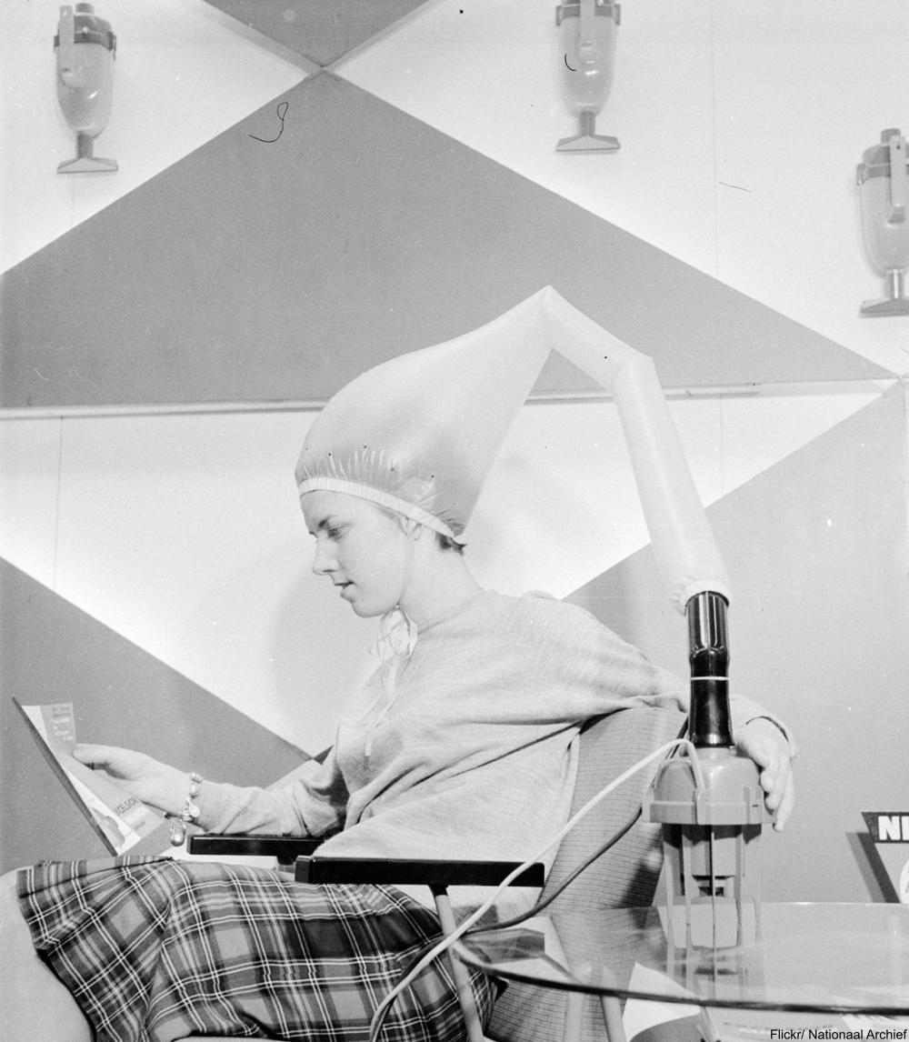 bonnet hairdryer