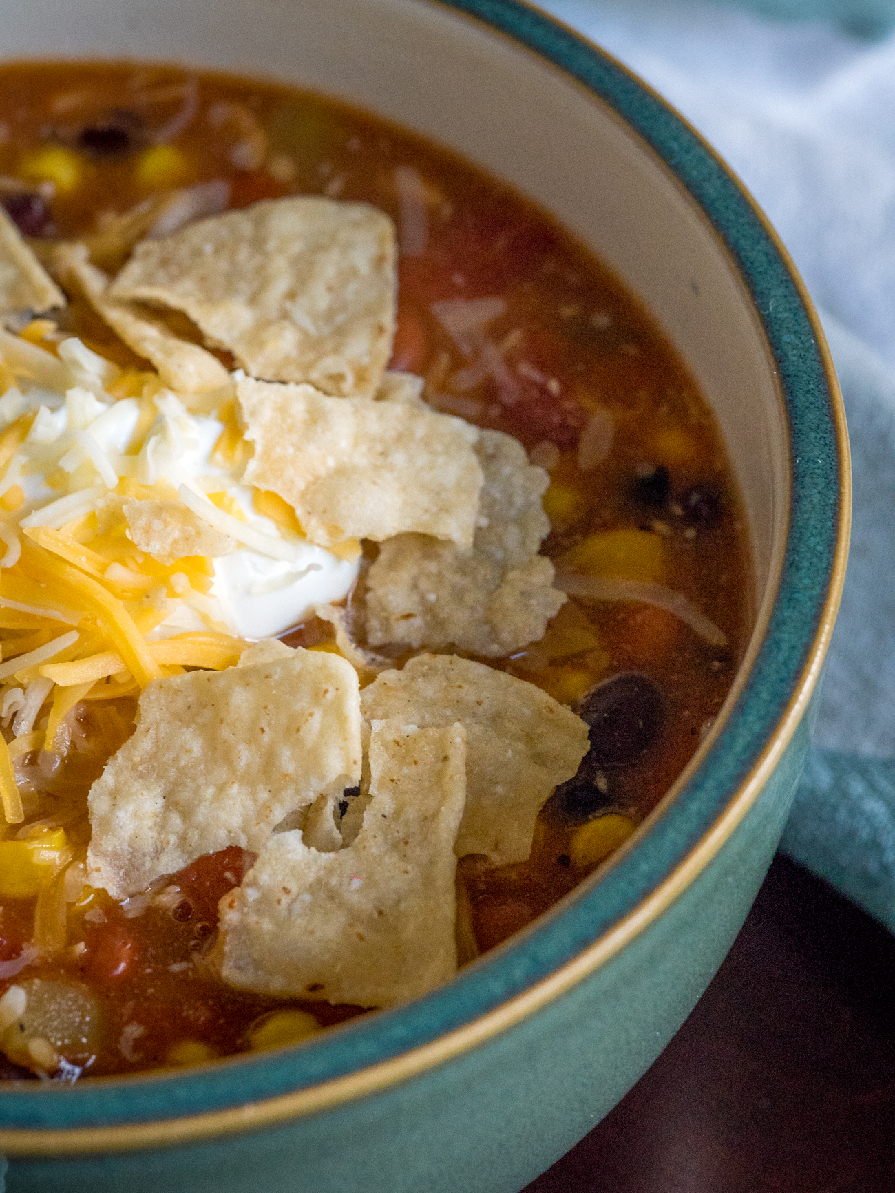8-Can Chicken Taco Soup Vertical 2