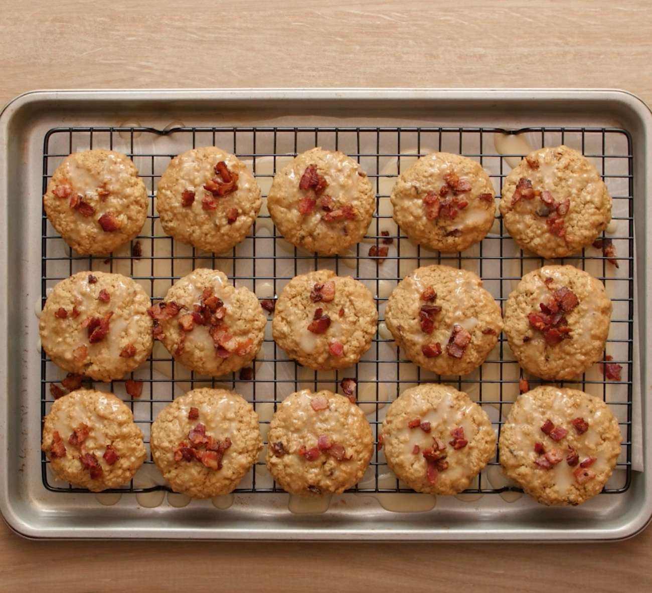 Bacon Breakfast Cookie 2
