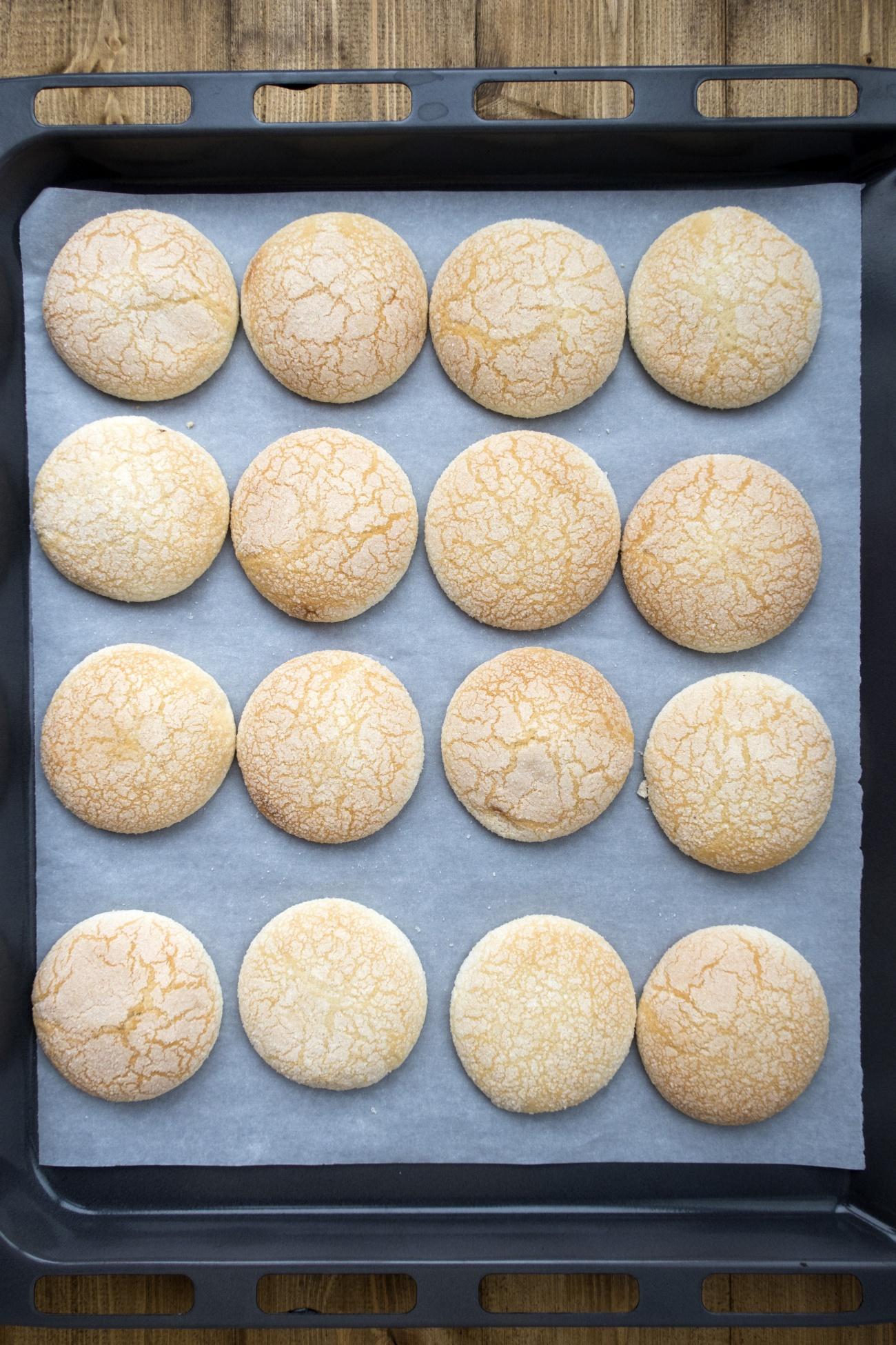 Brown Butter Cookies 4
