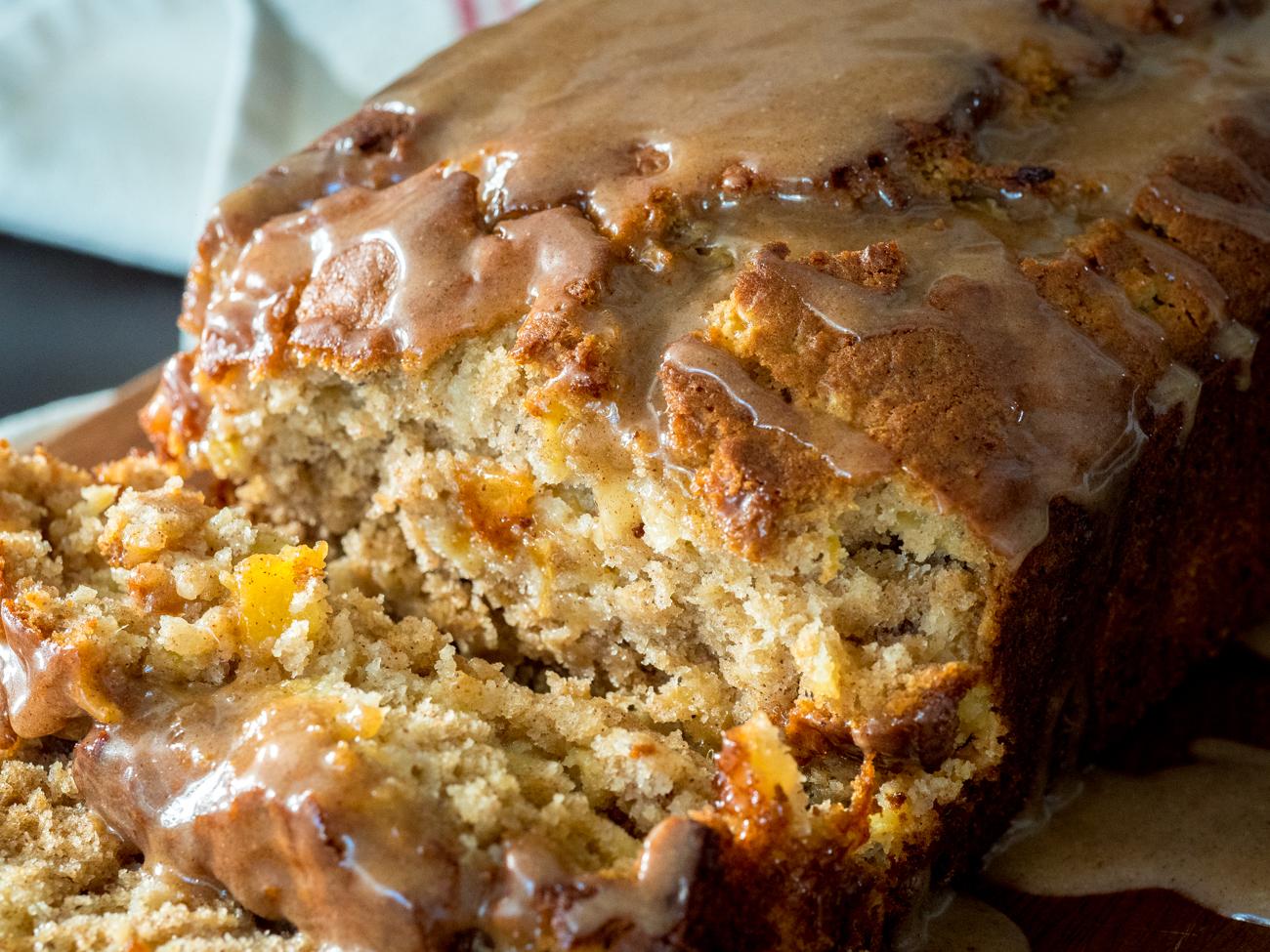 Cinnamon Pineapple Bread Horizontal 4