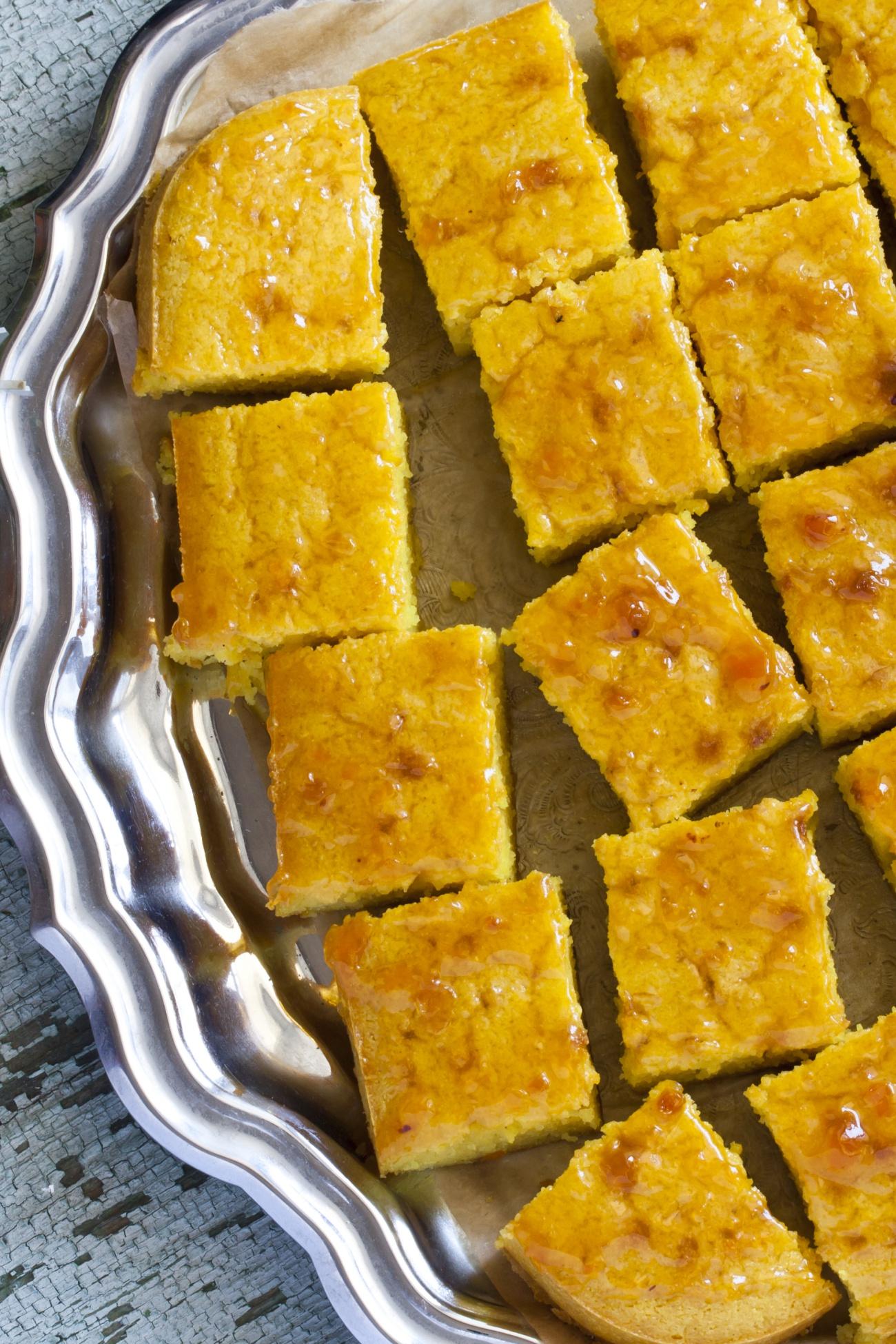 Cornmeal Cake 2