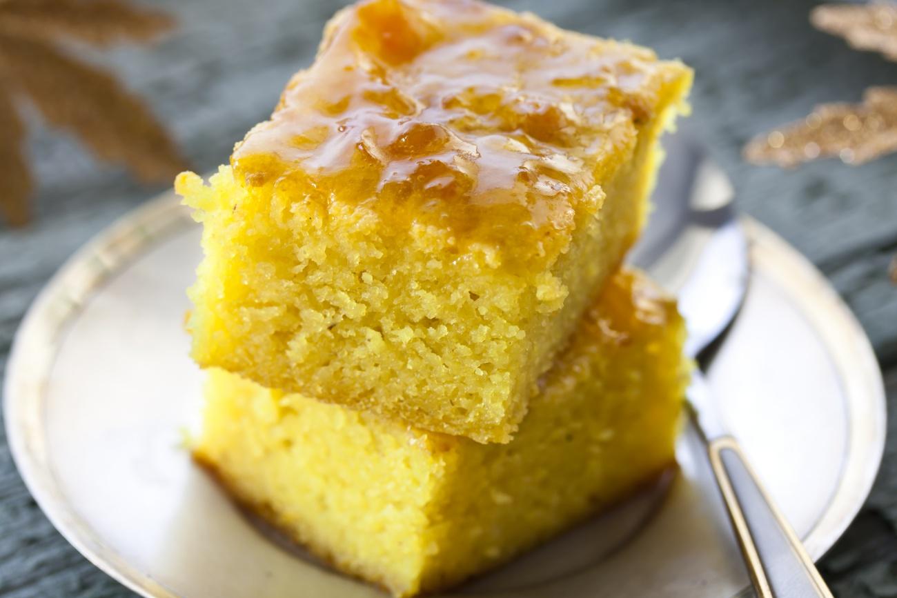 Cornmeal Cake 3