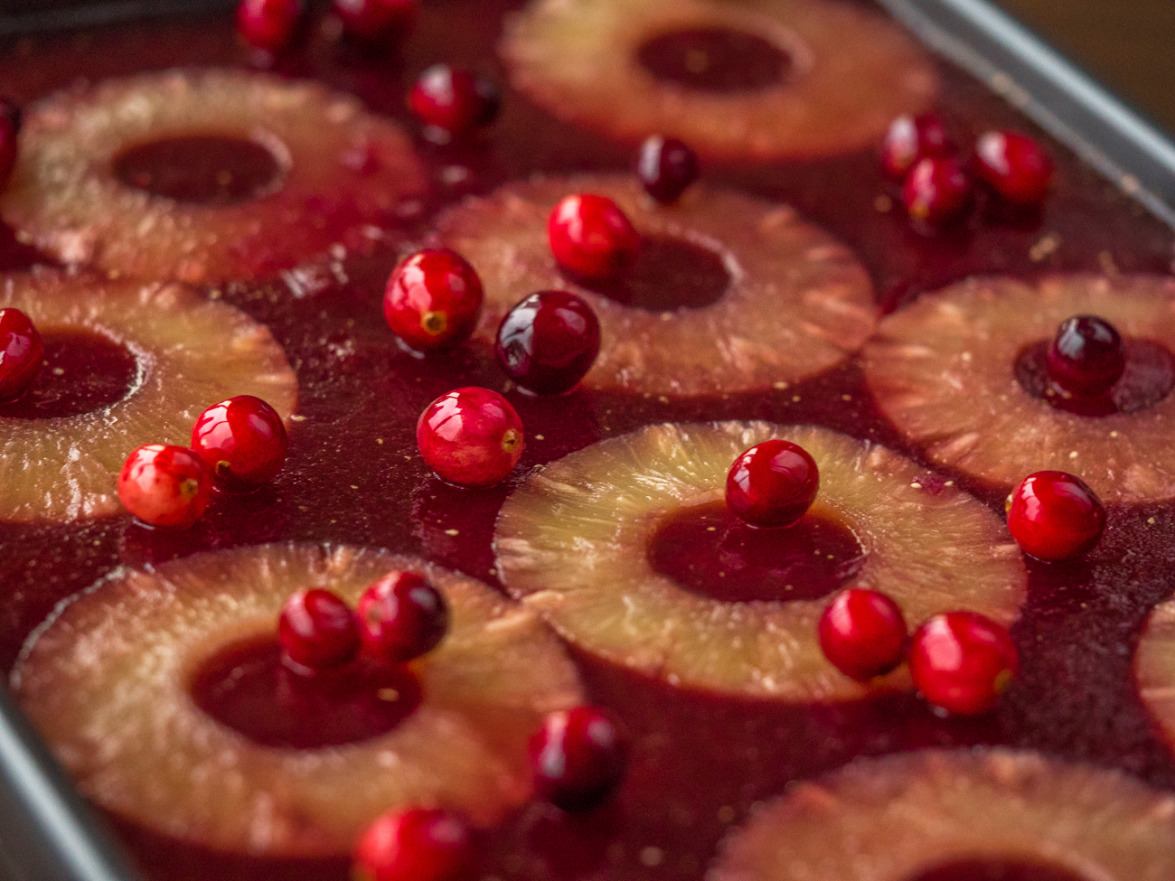 Cranberry Pineapple Jello Salad horizontal 4