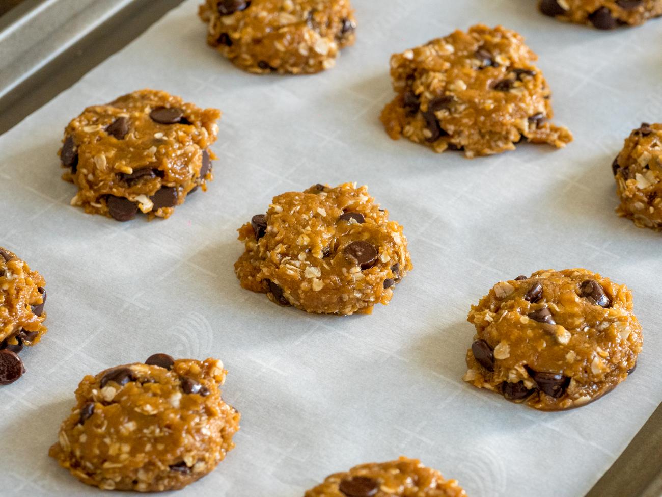 Healthier PB Oat Cookies Horizontal 4