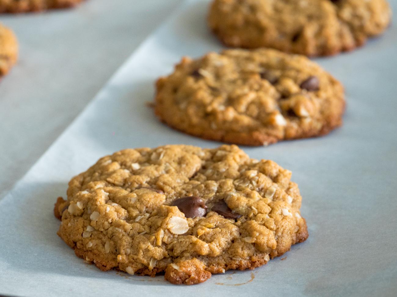 Healthier PB Oat Cookies Horizontal 6