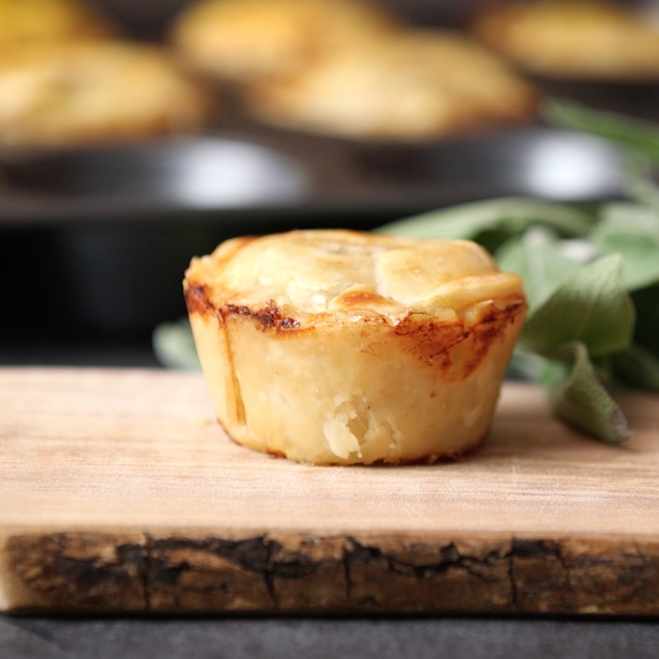 Muffin Tin Meat Pie 2