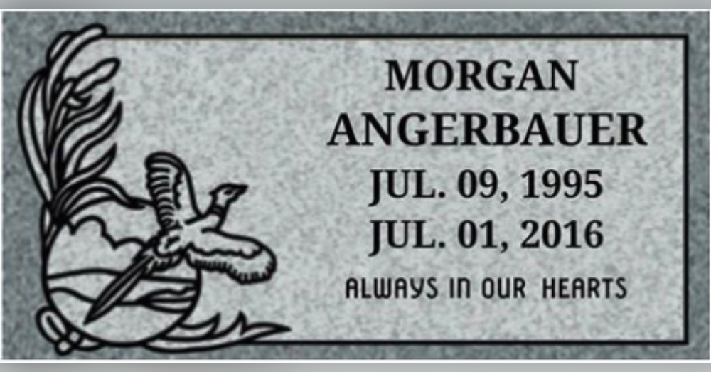 Photo: Facebook/Justice for Morgan Angerbauer