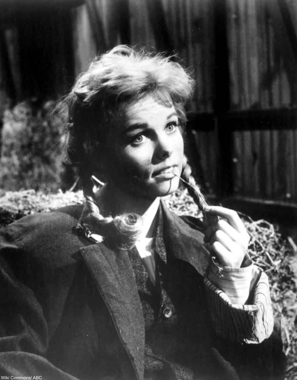 Cynthia Pepper in the 1961 TV show Margie