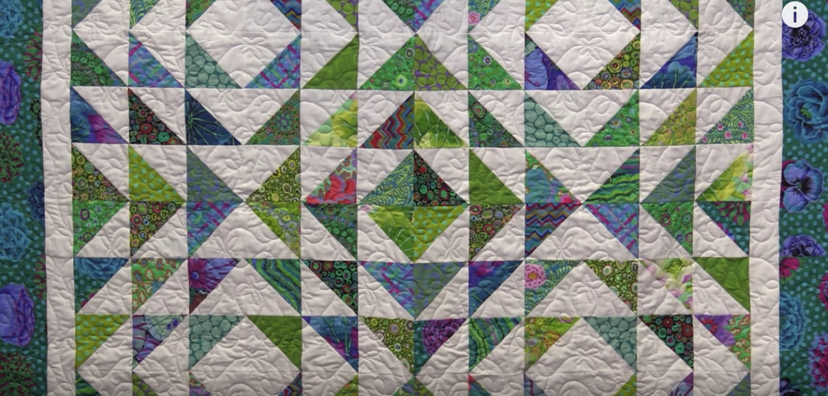 tranquil quilt