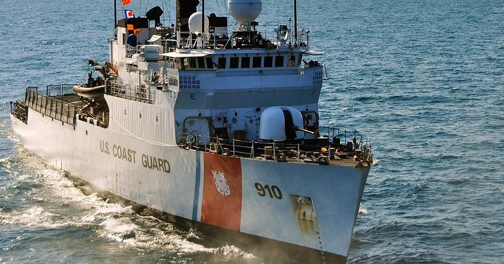 U.S. Coast Guard/Petty Officer Seth Johnson -- The Coast Guard Cutter Thetis.