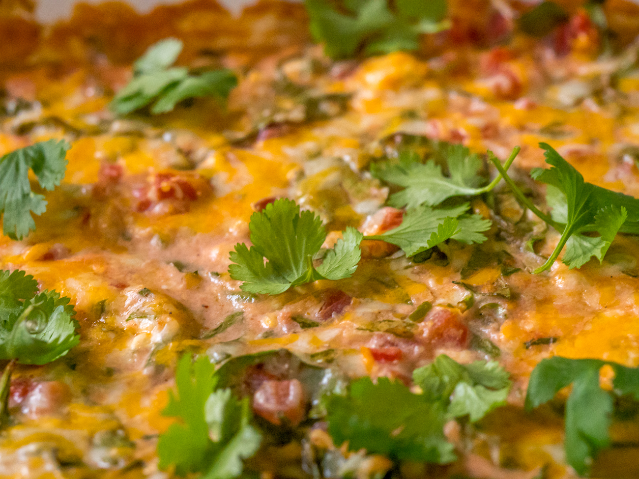 Cheesy Mexican Spinach Dip Horizontal 2