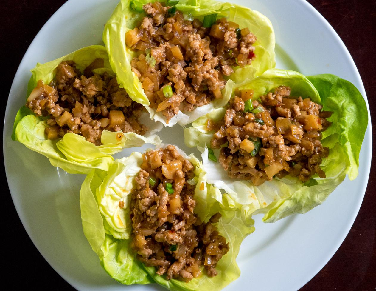 Copycat PF Chang's Lettuce Wraps Horizontal 3