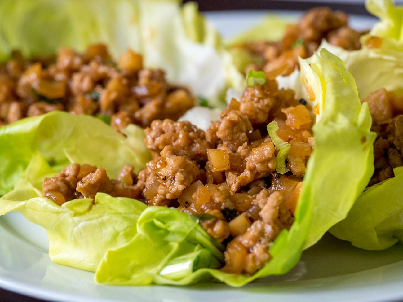 Copycat PF Chang's Lettuce Wraps Horizontal 4