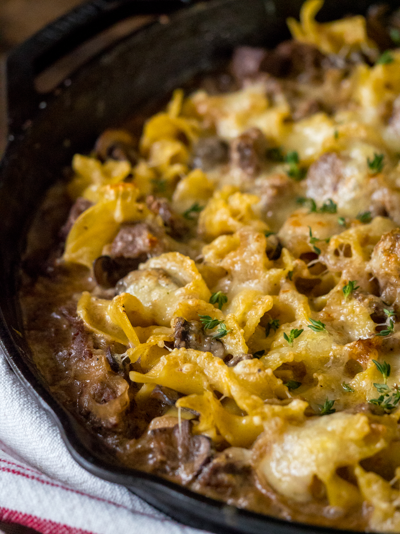 French Onion Beef Stroganoff Vertical 1