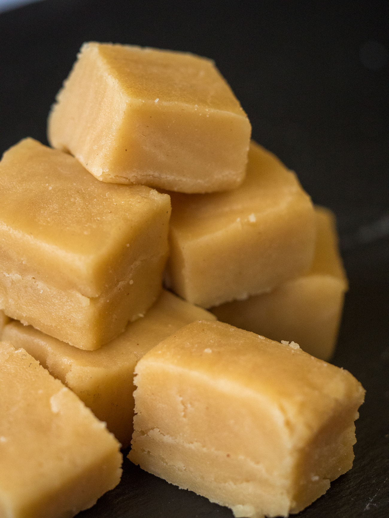 Old-Fashioned Peanut Butter Fudge Vertical 3